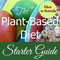 Plant Based Diet Starter Guide E-Book Review and Giveaway!