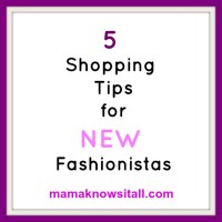 April's #Beauty Challenge Presents: #Fashion Shopping Tips with @BrandiJeter #Frumpy2Fab