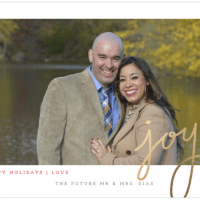Minted for Holiday Cards and Wedding Invites