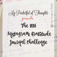 The Gratitude Journal Challenge