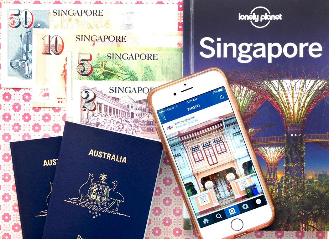 The Countdown to Singapore