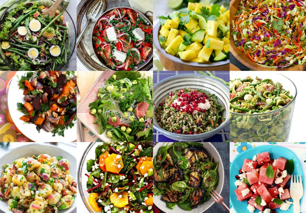 'Just Bring a Salad' – 12 Delicious Salads to take to a BBQ or Picnic