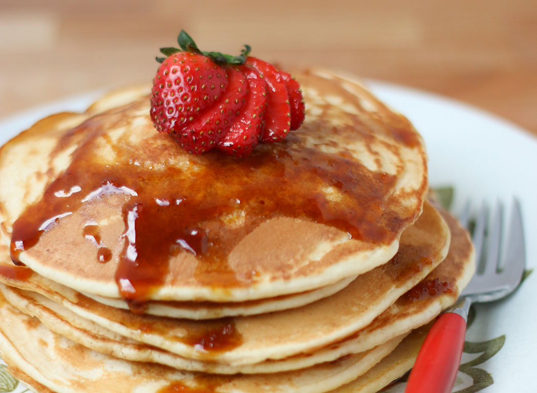 Easy Peasy Pancakes – The only recipe you'll ever need!
