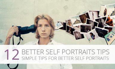 12 Tips for Taking Better Self Portraits