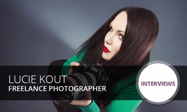 Interviews - Photographer Lucie Kout
