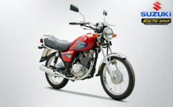 Suzuki GS 150 2015 Pictures Price in Pakistan Specification Mileage