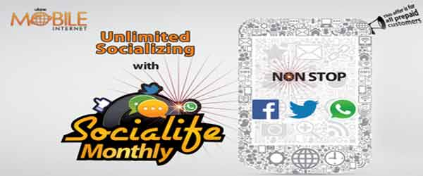 Ufone Data Charges Day-Time/Full-Day Internet Package Daily Weekly Monthly