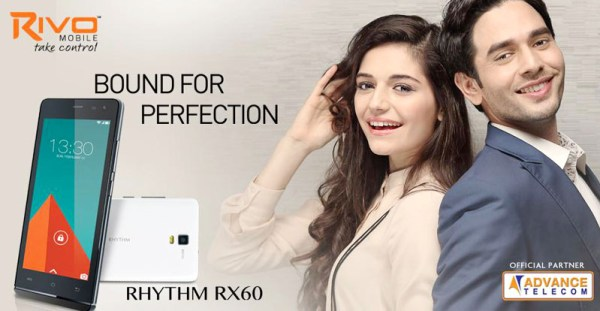 Rivo RHYTHM RX60 Mobile Prices in Pakistan Specifications Features Images