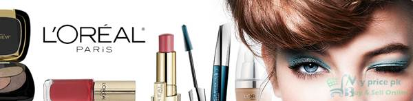 L'Oréal Branded Cosmetics Price In Pakistan With Good and Bad Effect Skin Care Beauty