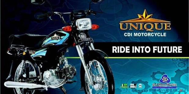Unique UD 70 New Model Bike 2016 Price in Pakistan Review Special Feature Mileage