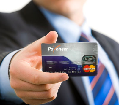Use Payoneer Master Card on ATM Machine in Pakistan