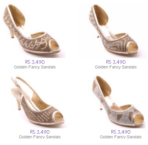 Ladies Sandal Chapals Latest New Designs In Stylo Shoes Price In Pakistan Images Latest Collections