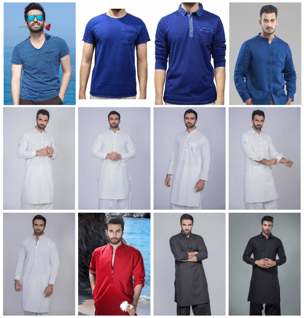 Amir Adnan Basic Gents Western and Everyday Clothing New Arrivals For Summer With Price