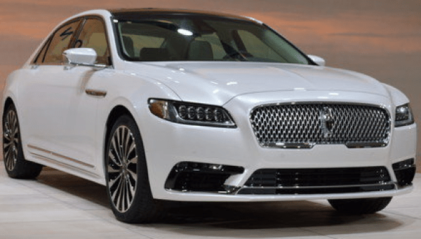 Lincoln Continental Premiere Reserve Black Label 2017 Model Car Price Features and Specification Interior On Road First Drive