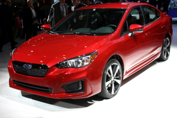 Subaru Impreza Car 2017 Model Specs Price in Pakistan