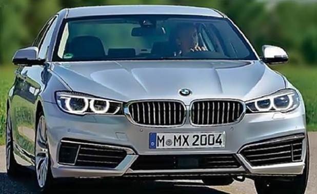 Latest BMW 3 Series Car New Shape 2017 Price Specification Images Colors Reviews In Pakistan