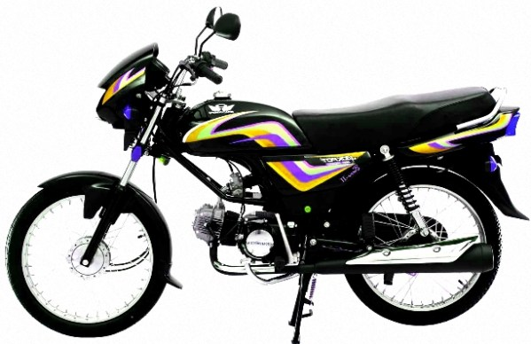 Upcoming 2017 Model Road Prince RP 110 cc Bike Technical Specs Changes Redesigns Colors Price