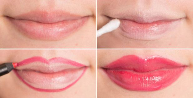 How to Care About You Thicker Lips or Ways to Shape of Your Bigger Lips