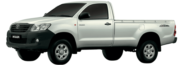 Reshaped Model 2017 Toyota Hilux 4X2 Single Cab Deckless Colors Fuel Loading Capacity Price In Pakistan UK USA