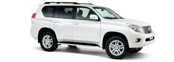 Toyota Prado VX 3.0 Coming 2017 Model Suspension Top Speed Price In Pakistan India