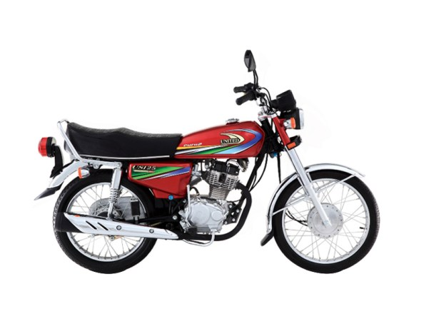 United 2017 Model US 125cc Bikes Reshaped Features Price In Pakistan