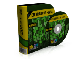 Java Project - Big Data, Students Project.