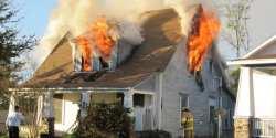 Five Fire Departments Battle 7th Street Blaze