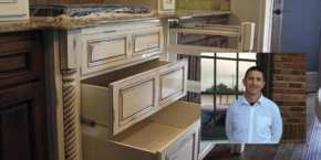 Ludwig Cabinets – Creatively Storing Your Needs