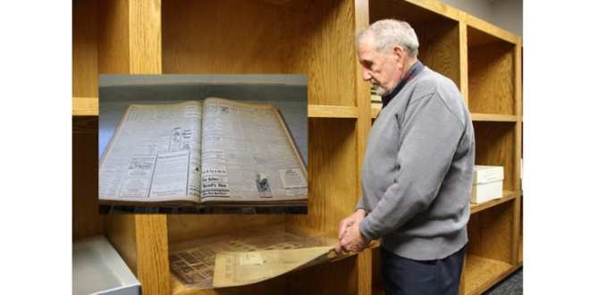 Local Historian, Harold Coogan, Honored with 'Special Collections' Room