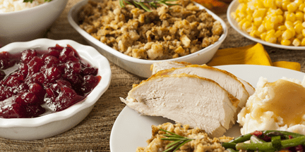 Multiple Community-Wide Thanksgiving Dinners Offered