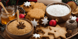 Gingerbread Cookies are a Holiday Tradition
