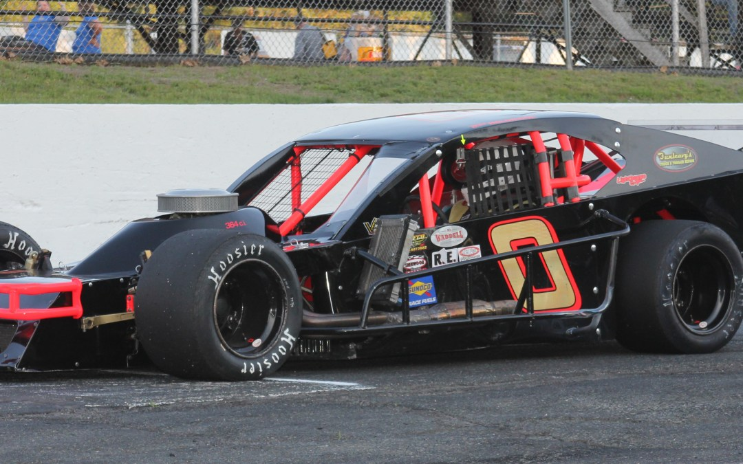 Tri-Track Open Modified Series Receives its First Entry.