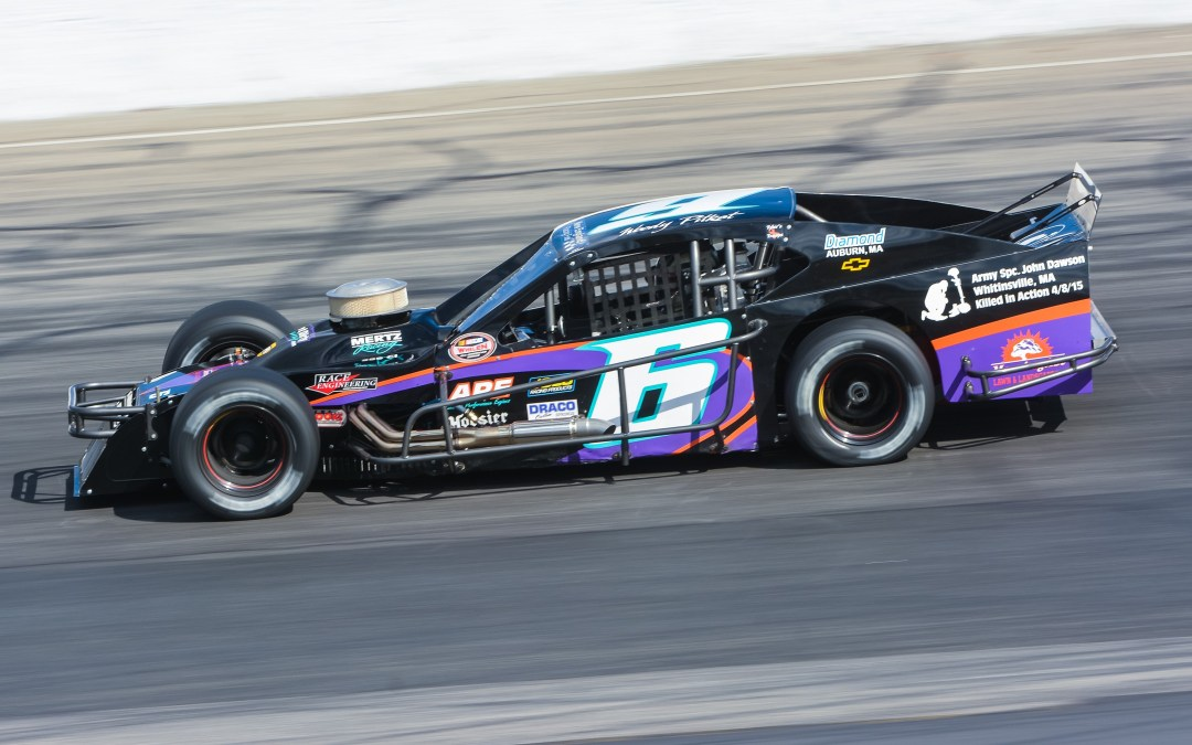 Thompson Speedway Motorsports Park to display the Championship-Winning Mertz Racing Sunoco Modified car at the 2016 New England International Auto Show
