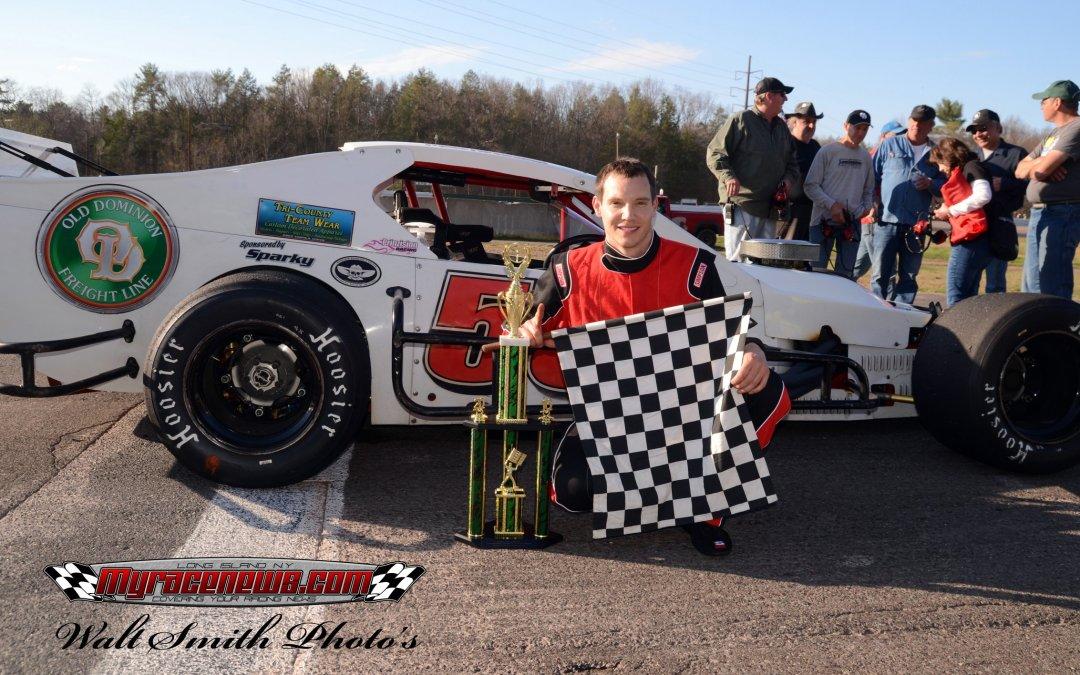 Matt Hirschman Pockets Two Grand at Evergreen Raceway