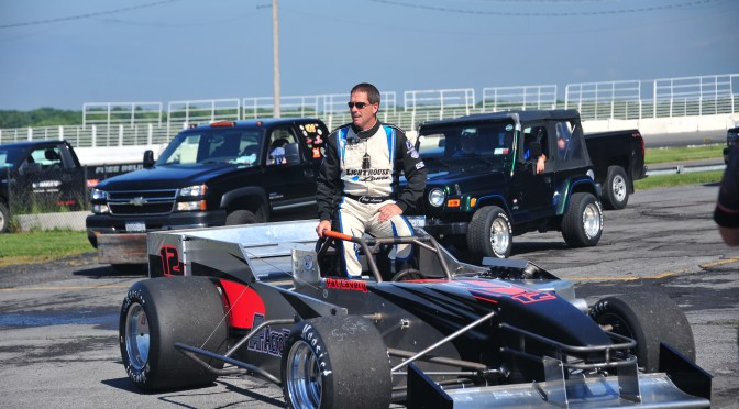 Pat Lavery, Bob Bond Lead Early Bud Classic Week Testing at Oswego Speedway