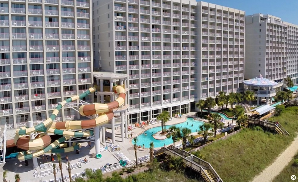 Myrtle Beach Hotels With Lazy Rivers