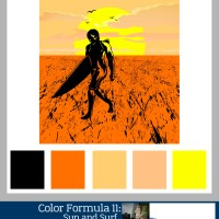 Color Formula 11: Sun and Surf