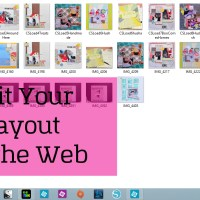 Edit Your Layout for the Web