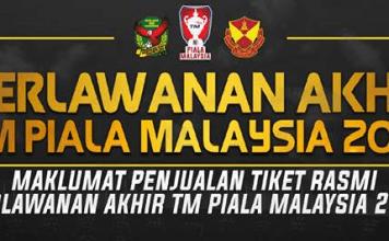 Final Piala Malaysia 2016 Selangor Vs Kedah