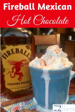 Especial Fireball Mexican Hot Chocolate Hot Chocolate Fireball Fireball Mexican Hot Chocolate A Creamy Chocolate Drink Made Fireball Ice Cream Ping Cinnamon Fireball Ice Cream