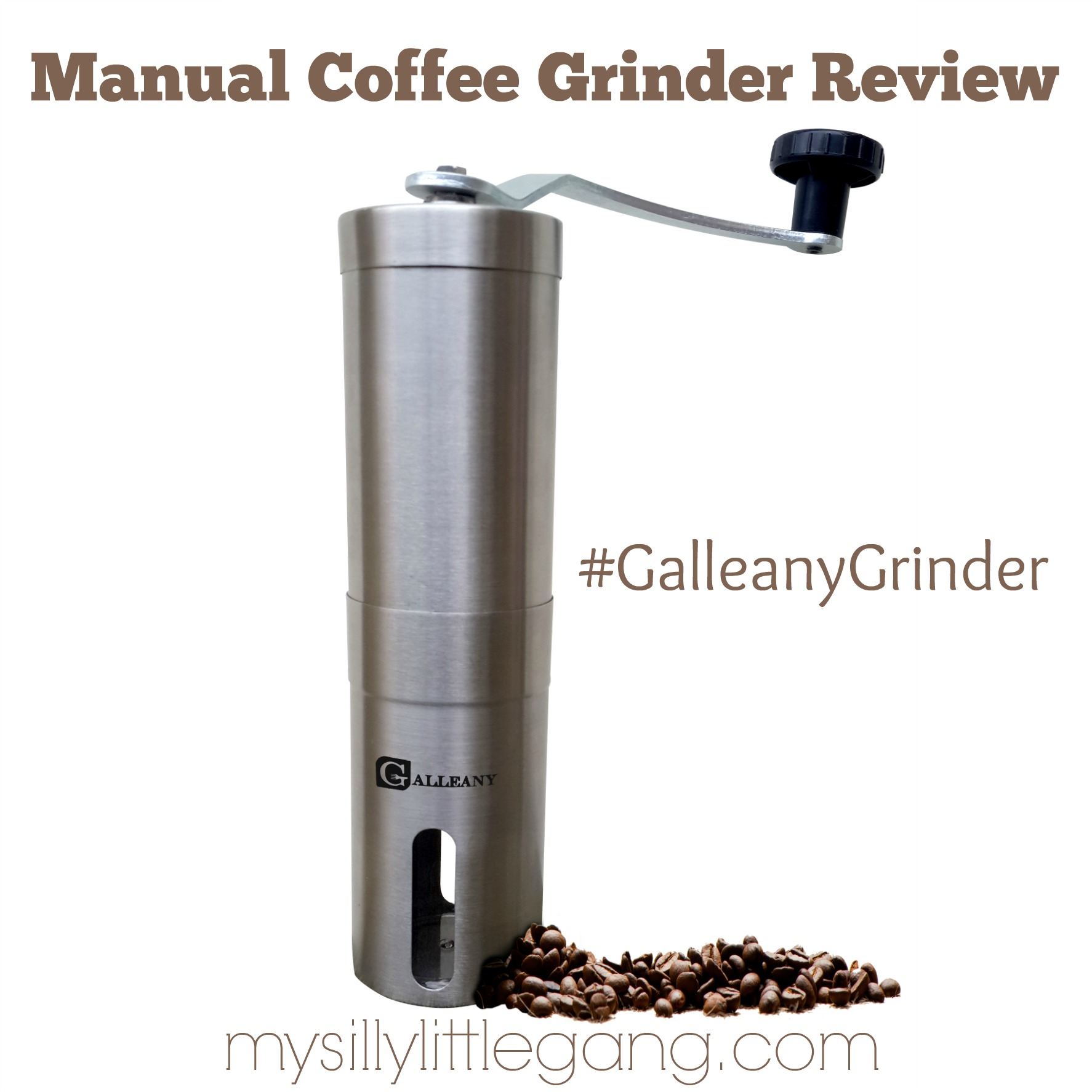 Melitta burr coffee grinder: see more details at walmart