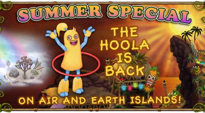 The Hoola is back (2014)