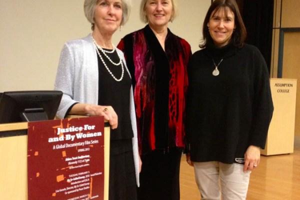 Ann Murphy, Dona Kercher, LG - Assumption