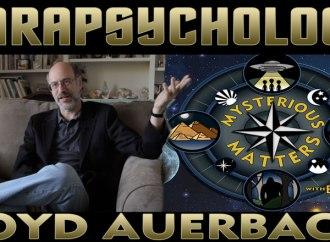 Parapsychology: Quantum Mechanics of the Mind
