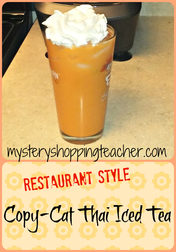 copycat thai iced tea
