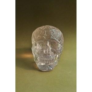 celtic skull 4142B