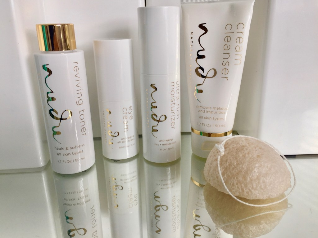 Win the Nudu Natural Beauty skincare set (a $90 value!) 3 WINNERS!