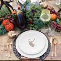 Friday Furnishings | Autumn Tablescapes