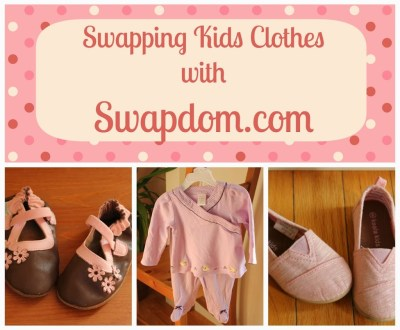 How to swap kids clothes online!