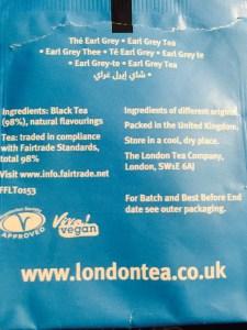 Earl Grey London Company